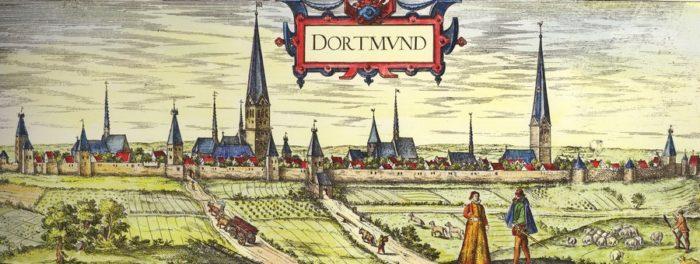 Город Дортмунд Германия - история, достопримечательности и футбол