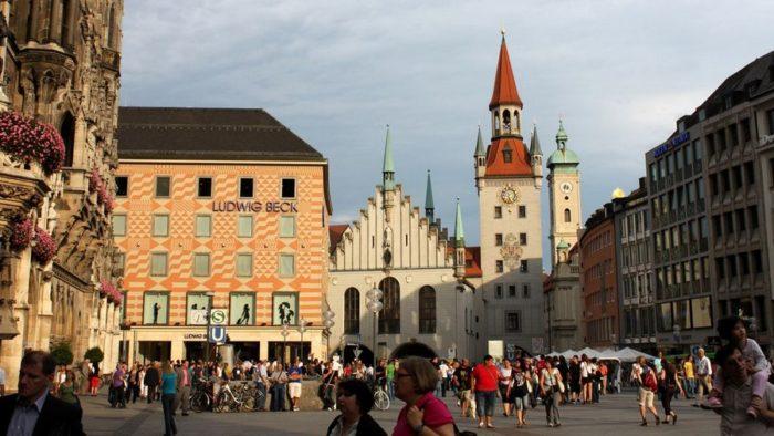 Старая ратуша Дортмунд Германия