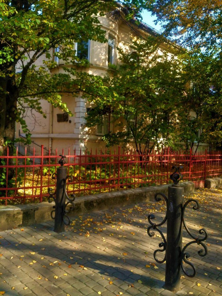 Красивые фото осеннего Ужгорода