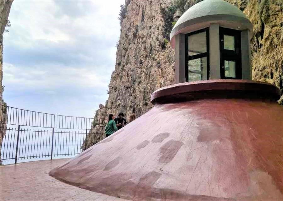 Купол Капеллы Распятия