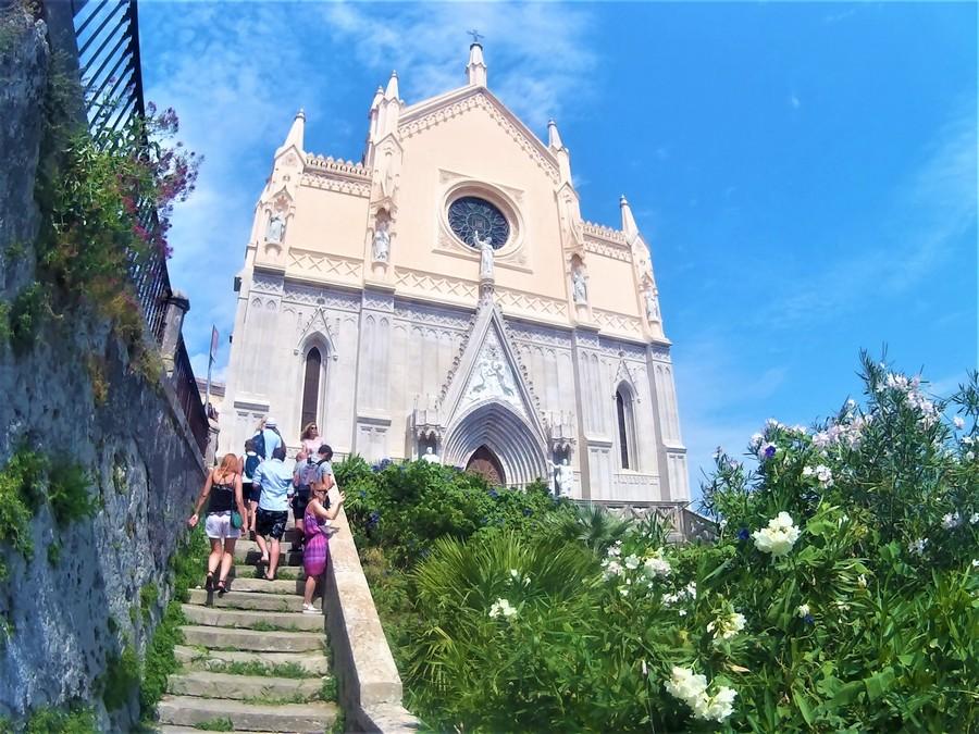 Церковь Святого Франциска Ассизского Гаэта