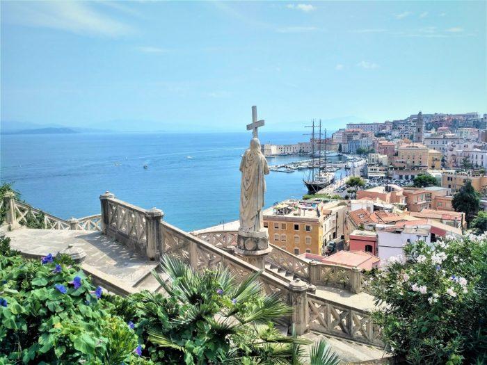 Город Гаэта Италия - история и достопримечательности с фото и видео