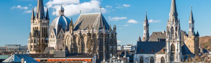 Город Ахен Германия - история и достопримечательности, фото и видео